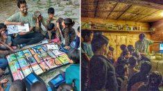사진기자의 헌신으로 히말라야 마을의 삶이 변화되다