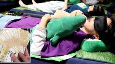 낮잠 오래 자는 사람에게 50만원 주는 '숲속 꿀잠대회' 열린다
