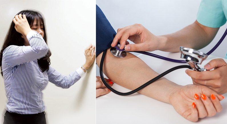 급하게 일어설 때 눈앞이 '핑' 돌거나 머리가 '띵' 해지는 '기립성 저혈압'