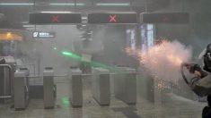 """""""해도 너무 지나치다"""" 홍콩 정부의 폭력진압 상황 보여주는 사진 한 장"""