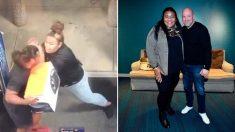 맨손으로 '절도범' 잡았다가 'UFC' 직원으로 스카웃 된 20대 여성