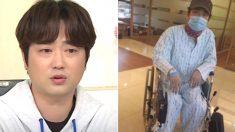 """교통사고 당한 뒤 """"못 걸을 수도 있다""""는 말에 4년간 이 악물고 재활 치료한 박현빈"""