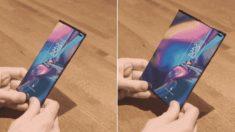 두루마리처럼 쫙 펼칠 수 있는 LG '상소문폰' 나온다