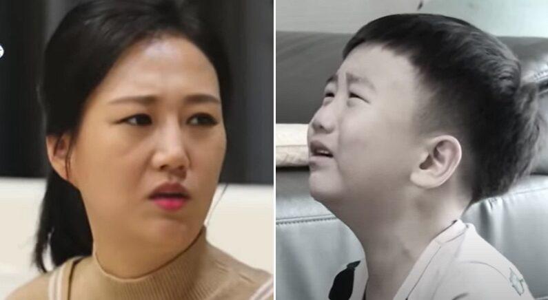 전국의 '첫째'들을 오열하게 만든 엄마 장윤정의 자녀 교육법 (영상)