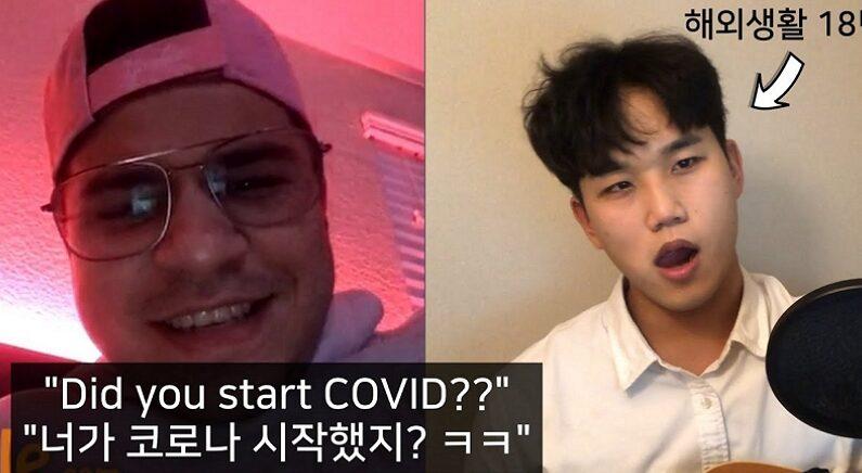 인종차별 당한 한국 유튜버가 '역관광' 시키는 방법 (영상)