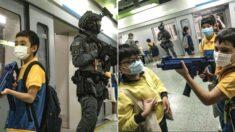 현재 홍콩 시민들이 실시간으로 경악하고 있는 끔찍한 이유