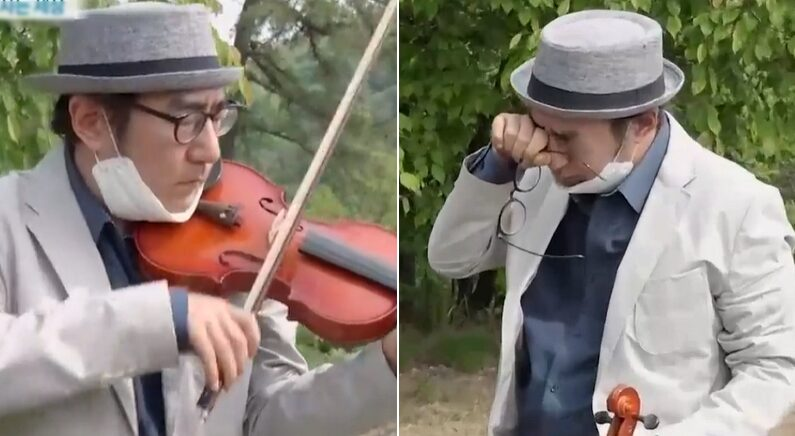 '천재 바이올리니스트'로 불렸던 유진박의 가슴 아픈 근황이 전해졌다 (영상)