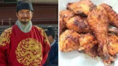 고기 마니아 세종대왕이 '1일 2닭'으로 즐겼다는 조선시대식 간장치킨