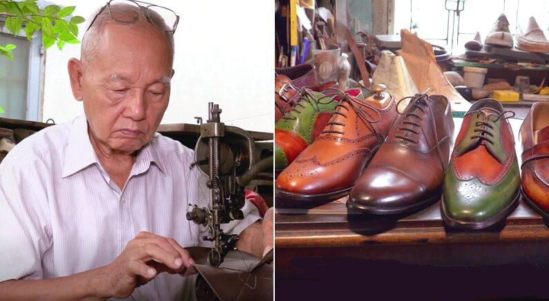 혼자 수제 구두 만드는 법 독학하다가 왕실한테 직접 만든 구두 팔게 된 할아버지
