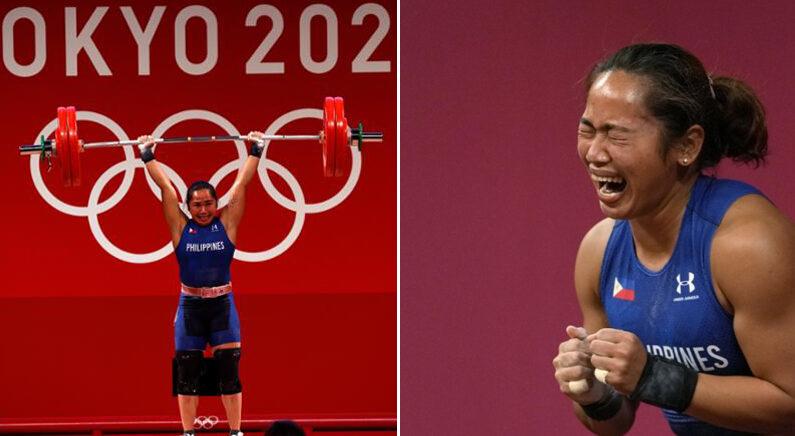 """""""매일 물동이 나르다…"""" 필리핀에 역사상 처음으로 '올림픽 금메달'을 안긴 역도 영웅"""