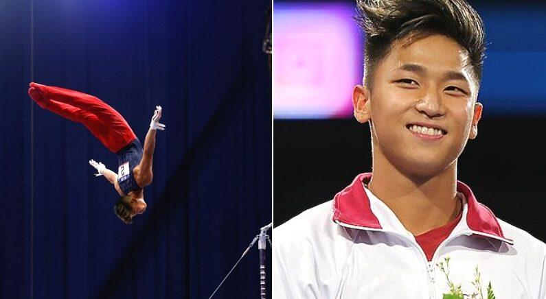한국에 있는 친누나 찾는 게 꿈이라는 올림픽 미국 국가대표팀 간판스타 선수