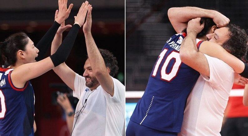 여자 배구 대표팀을 눈물바다로 만들었던 라바리니 감독의 '마지막 말'