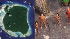 """""""세계에서 가장 위험한 섬에 산다"""" 6만년째 고립돼서 현재도 실제로 존재하는 원시 부족"""