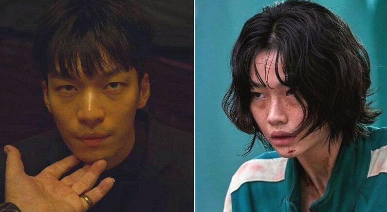 미국서 1위한 넷플릭스 '오징어게임' 나와 전 세계에서 떡상 중인 한국 신인배우 2명