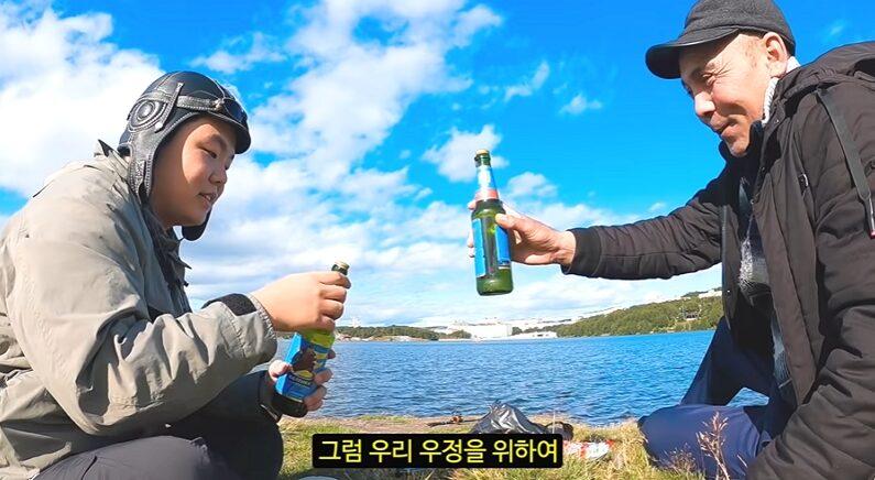 러시아 여행 가서 우연히 만난 우즈벡 아저씨와 친구 된 한국 청년의 이야기 (영상)